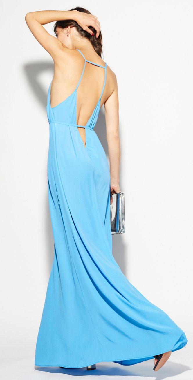 Different styles of blue formal dresses   Colorful Dresses Online