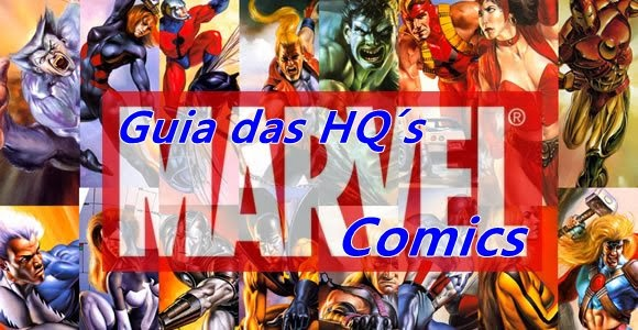 Guia das HQ´s Marvel Comics