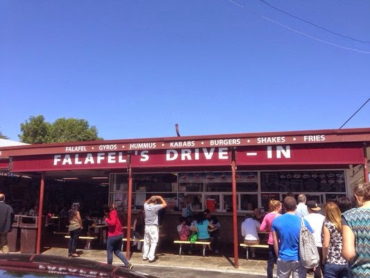 Falafels In San Jose