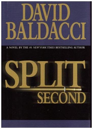 Magica Goldens: Book Review: Split Second by David Baldacci