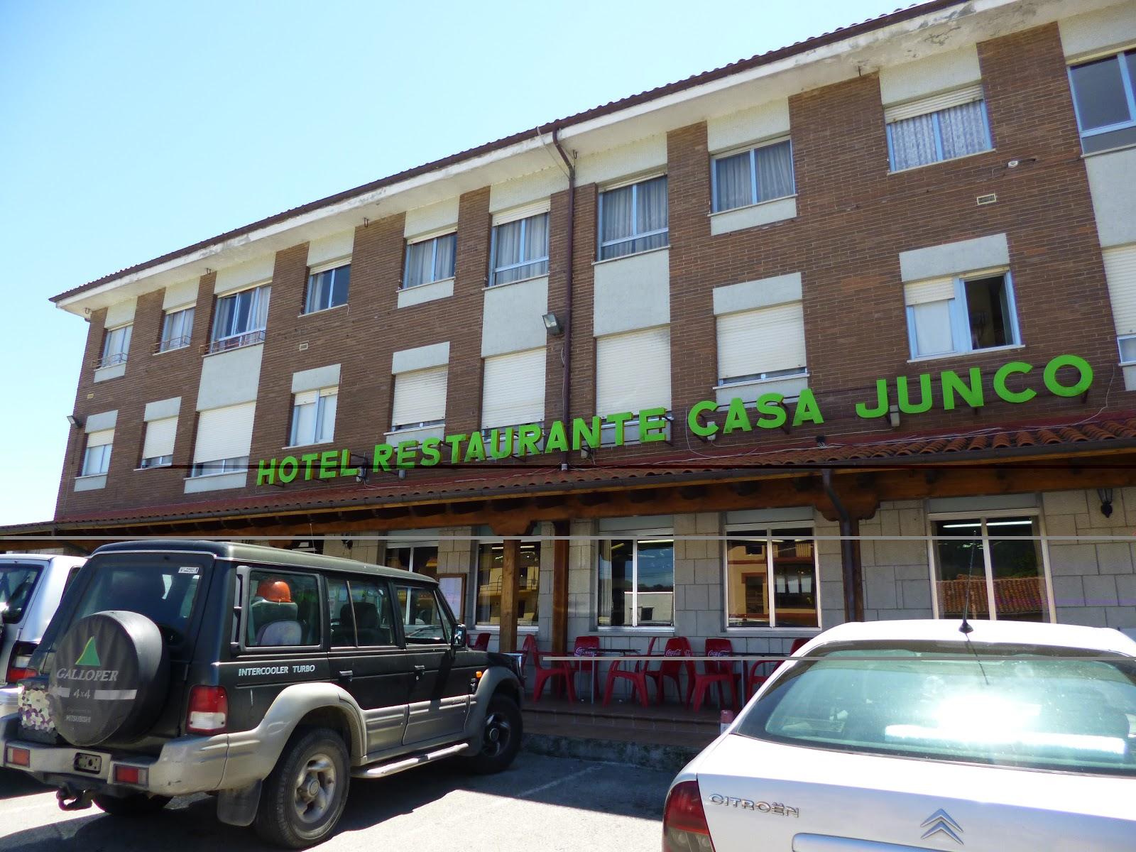 Casa junco cantabria transportes de paneles de madera - Hotel casa junco ...