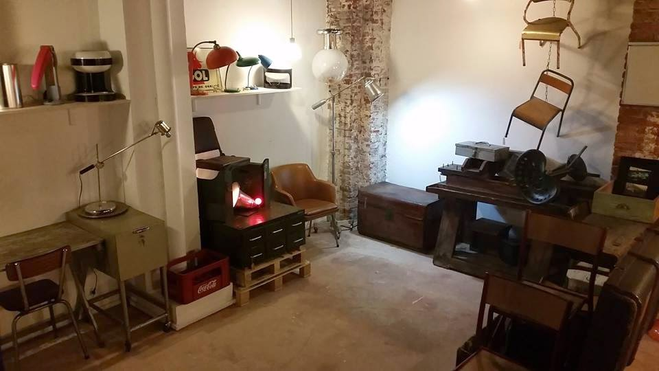 El jardin de los muffins blog de decoraci n vintage y tendencias descubrimos la nueva tienda - Globos terraqueos barcelona ...