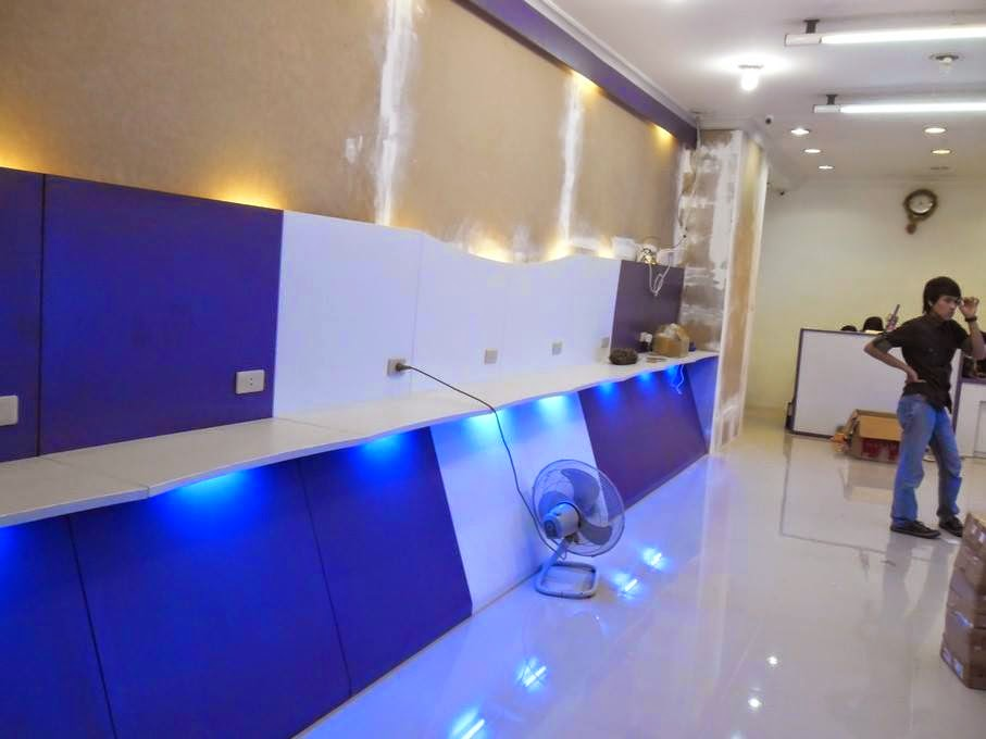 Etalase Hp Android DieCast Game - Furniture Semarang 02