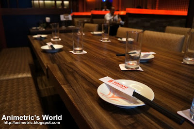 Watami Japanese Casual Restaurant at The New Glorietta Mall
