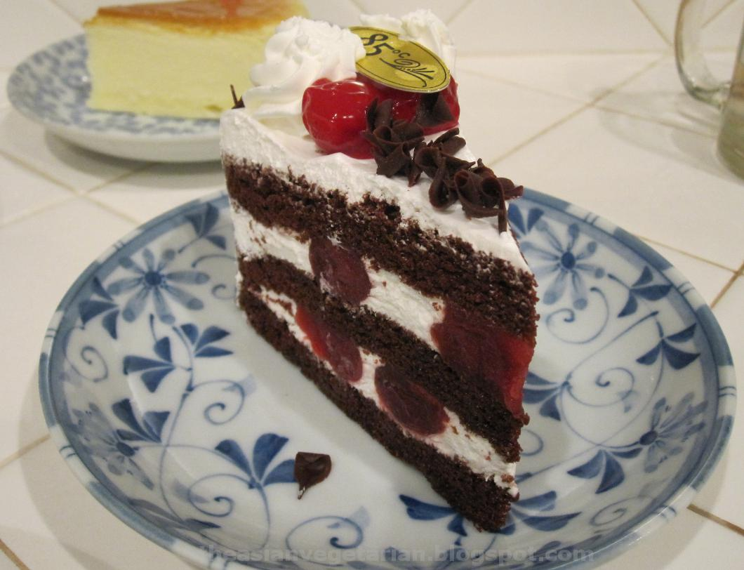 Degrees Irvine Chocolate Cake