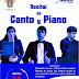 Recital de Canto y piano en Arequipa - 16 de setiembre