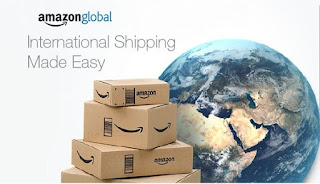 Amazon international shipping made easy