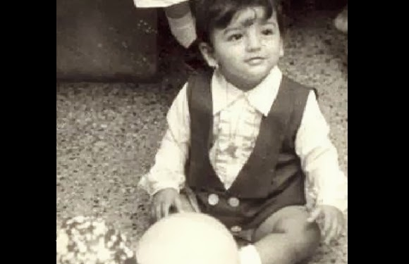 childhood rare photos of john abraham