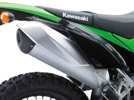 knalpot kawasaki klx 150 terbaru 2015