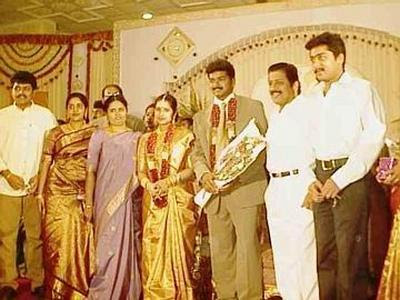 Vijay's marriage album