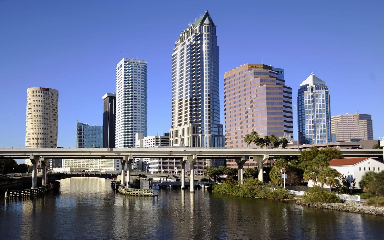 Tampa pode ser uma boa opção
