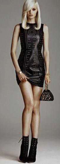 colección Versace para H&M mujer