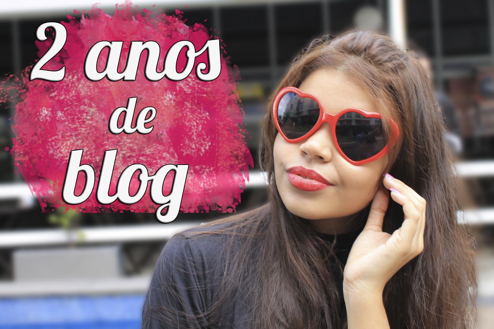 sonho de ser blogueira, aniversário do blog, homenagem