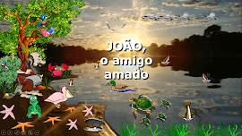 SLIDE JOÃO UM AMIGO AMADO (CAPA)
