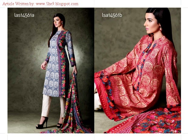 Khaadi Winter-Fall Khaddar Print Collection