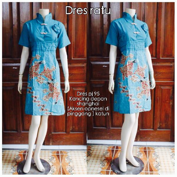 ... Dress Ratu DB 5103 Harga Reseller   Rp 75.000 7f547f4218