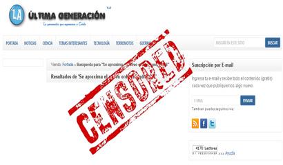 Libertad de expresión en Internet