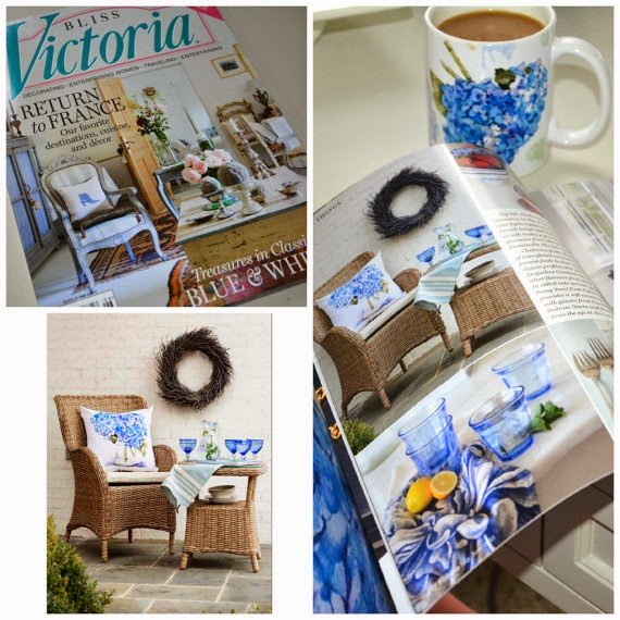 FEATURED IN VICTORIA MAGAZINE