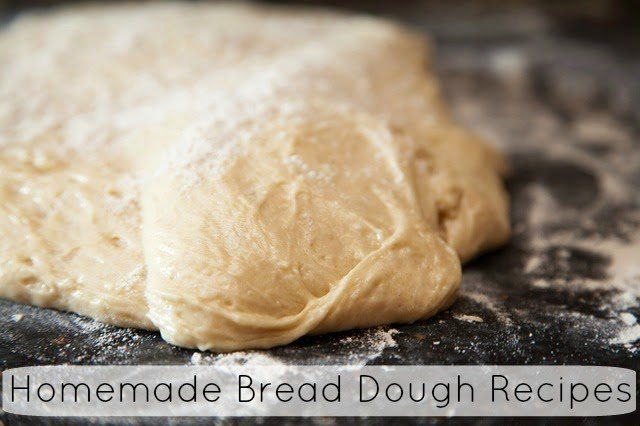 Homemade Bread Dough Recipes | Becky Cooks Lightly