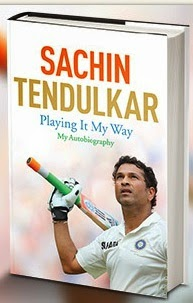 Playing It My Way (autobiography of Sachin Tendulkar) for Rs.566 at Flipkart