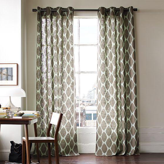 Living Room Geometric Vector Patternwallpaper Ideas