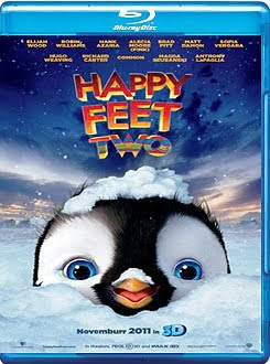 Filme Poster Happy Feet 2 - O Pinguim BDRip XviD Dual Audio &amp; RMVB Dublado