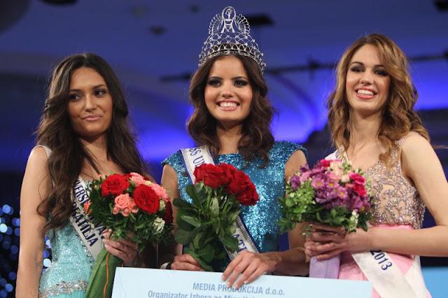 Miss Croatia Hrvatske 2013 Melita Fabecic