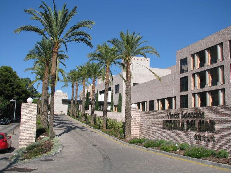 Spain now and then vincci estrella del marbella hotel bus - Hotel estrella del mar marbella ...