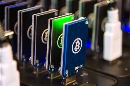 BitCoins from Mining