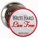 Write Hard. Live Free.