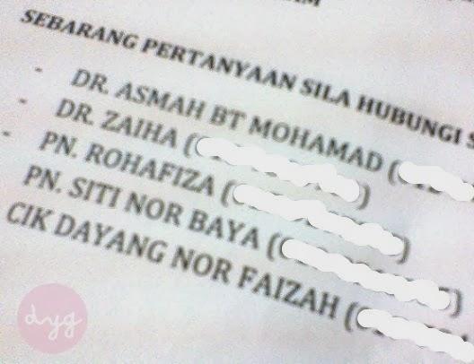 Dayang Nur Faizah Di Dalam PSLEM Terengganu Chapter?