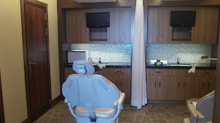 Disney Fantasy cruise ship Senses Salon and Spa