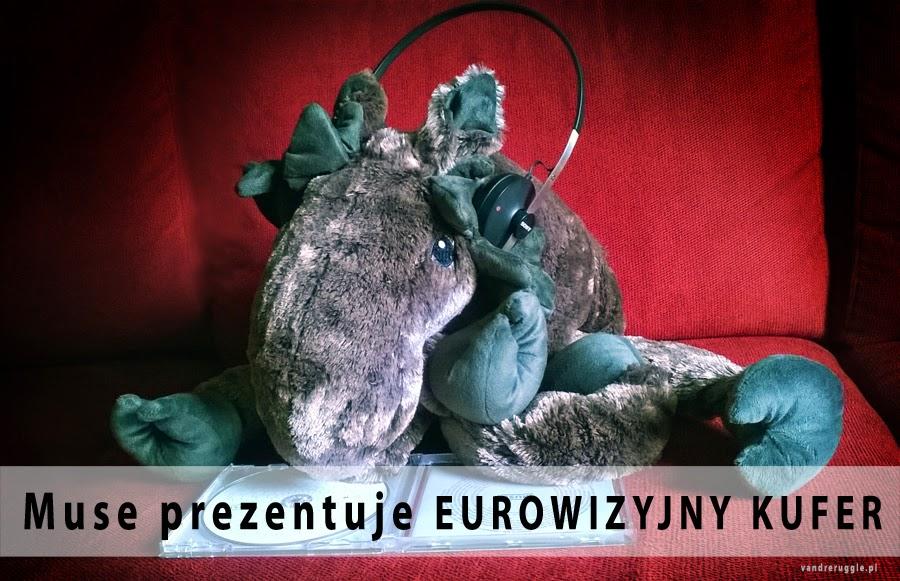 Eurowizyjny kufer Musa Strövy Eurowizja 2015