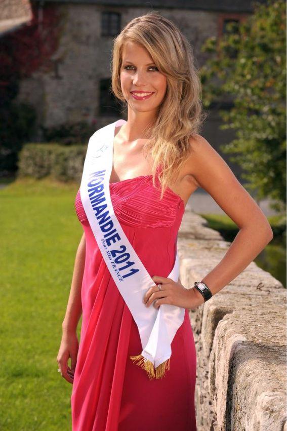 Miss Normandie-Sophie Duval
