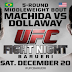 UFC Fight Night 58. Lyoto Machida vs CB Dollaway. Calcio Da KO! Foto Animata.