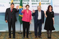 ENCONTRO DOS PRESIDENTES EM BRASILIA 31 DE AGOSTO
