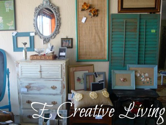 We have a booth at The Phoenix Antiques and Collectibles Mall located at  3120 N May Ave Oklahoma City, OK 73112. We know sometimes you just need to  touch ... - E Creative Living: New Painted Furniture And Home Decor Booth