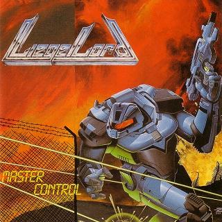 Boneyard Metal 80 S Metal Liege Lord Usa Master