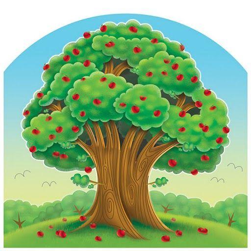 Menta m s chocolate recursos y actividades para for Arbol con raices y frutos