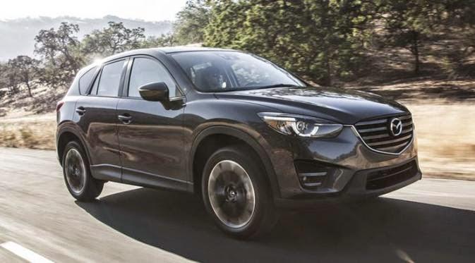 LA Auto Show, Mazda CX-5 Melakoni Debut Pertama