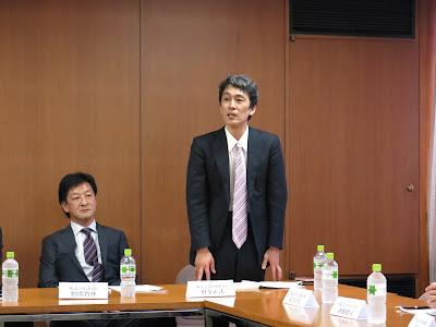 常任理事 川金正法氏(KADOKAWAビジネス生活文化局局長)