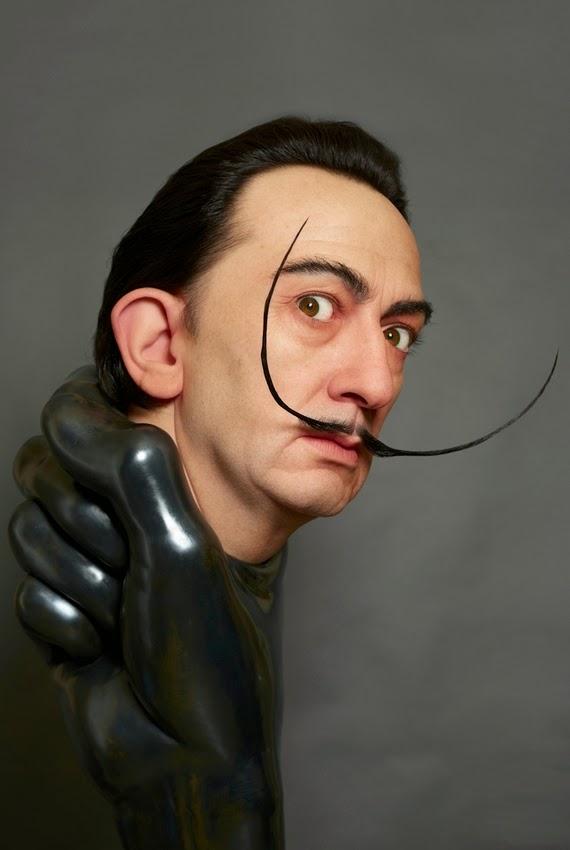 04-Dali-Kazuhiro-Tsuji-Silicone-Sculptures-that-Look-Alive-www-designstack-co