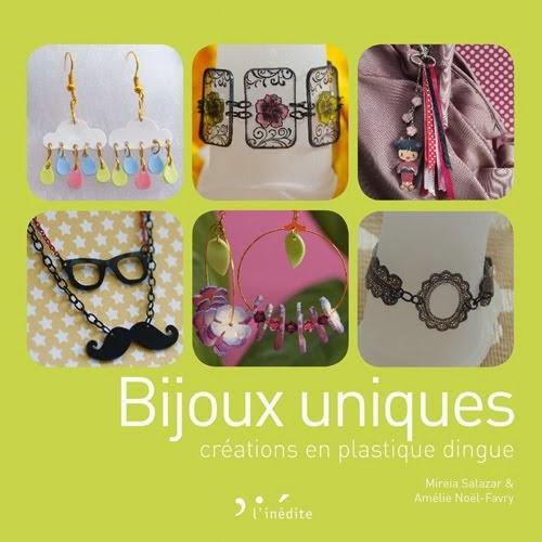 Bijoux uniques créations en plastique dingue