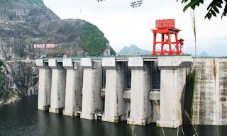 Goupitan Dam