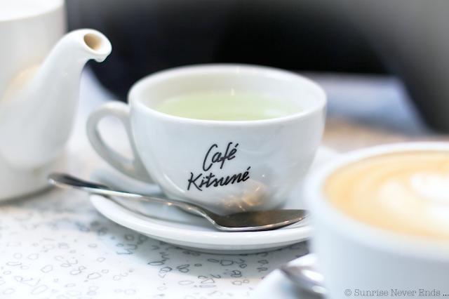 café kitsuné,paris,kitsuné,rue amelot
