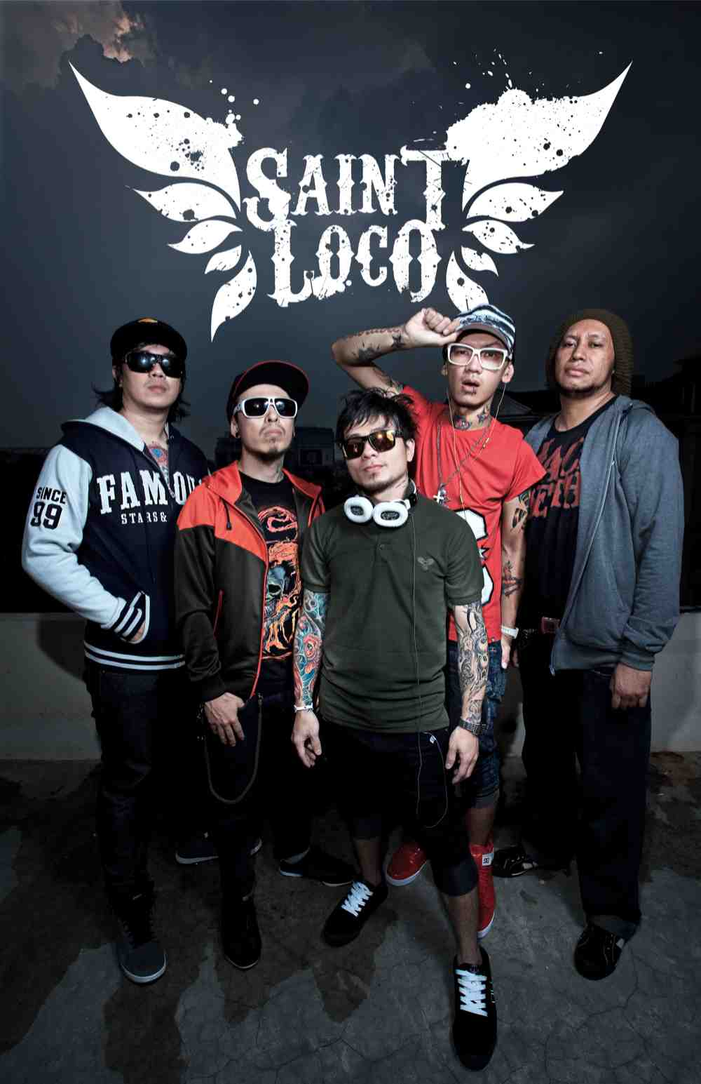 Foto Band Saint Loco
