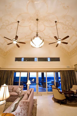 Ceiling Color For A Matching Interior Design http://homeinteriordesignideas1.blogspot.com/