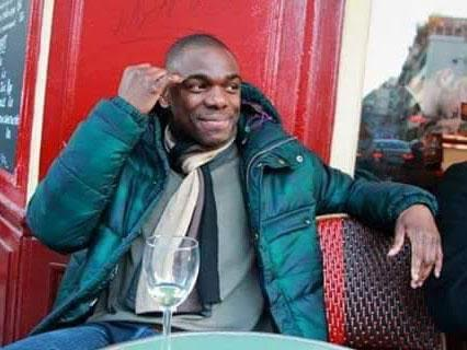 Photos of the Congolese man who died throwing himself in front of bullet to save a woman's life during Paris terror attacks