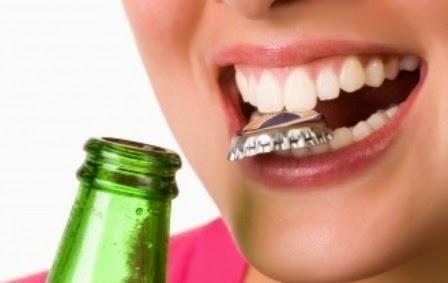 Kebiasaan yang merusak kesehatan gigi