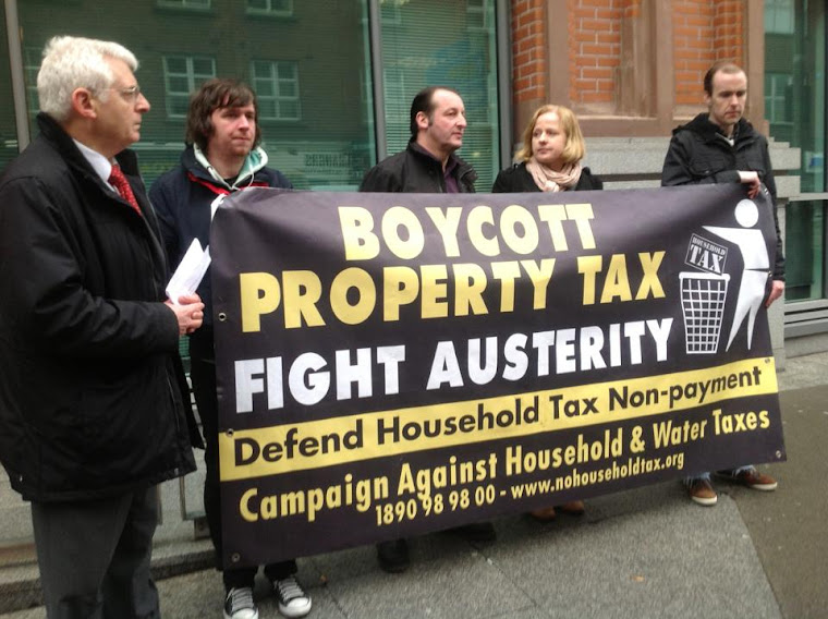 Boycott ALL Property Tax